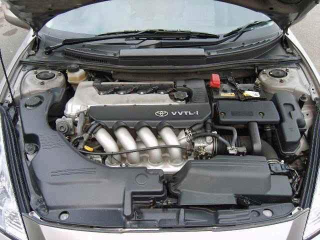 Engine Picture - Model 3 - TOYOTA COROLLA 1800 cc 02-08  VVTL-I  T SPORT  6 SPEED  5 DR HATCH