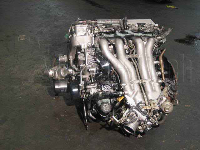Engine Picture - Model 1 - TOYOTA PREVIA 2400 cc 91-00  16 VALVE  INJECTION    MPV