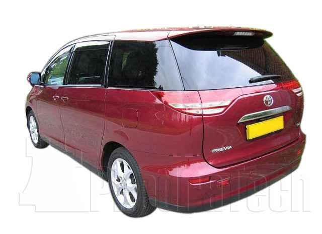 Toyota Previa Diesel Automatic Transmission