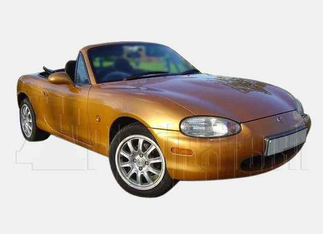 Car Picture - Model 2 - MAZDA MX5 1600 cc 98-05  16 VALVE  DOHC EFI  MK 2  CONVERTIBLE