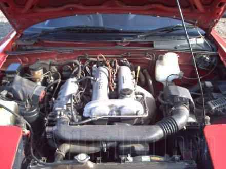 Engine Picture - Model 1 - MAZDA MX5 1800 cc 92-98  16 VALVE  DOHC EFI  POP UP LIGHTS  CONVERTIBLE