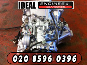 Land Rover Range Rover Diesel Automatic Transmission