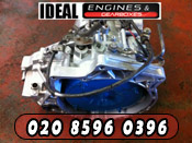 Jaguar X-Type Diesel Transmission For Sale