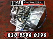 Vauxhall Zafira Diesel Transmission Parts