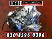 Vauxhall Zafira Diesel Used Transmission