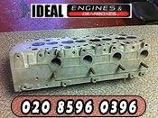 Peugeot 407 Coupe Diesel Cylinder Head For Sale