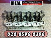 Seat Altea Cylinder Head