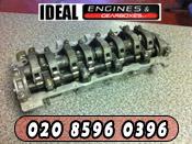 Land Rover Diesel Cylinder Head