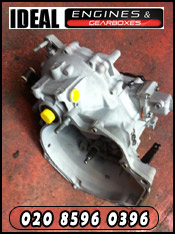 Ford Transit Connect Automatic Gearbox