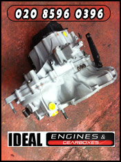 Ford Transit Connect Diesel Gearbox Reconditioning