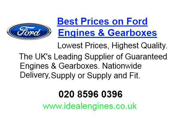 Ford Galaxy Diesel Automatic Transmission