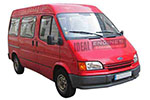 1994 Ford Transit Diesel engine