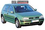 1997 Volkswagen Golf Engine