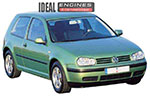 1997 VW Golf Engine