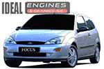 1998 Ford Focus Engine