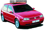 1998 Volkswagen Golf Engine