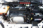 2000 Ford Focus Zetec Engine