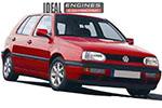 2000 Volkswagen Golf GTI Engine