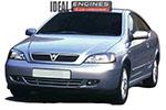 2000 Vauxhall Astra Engine