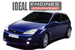 2002 Ford Focus Engine