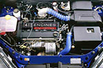 2002 Ford Focus RS Engine