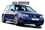 2002 Volkswagen Golf GTI Engine
