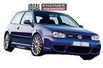 2002  VW Golf Engine