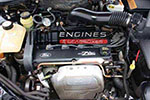 2003 Ford Focus 16v Engine