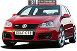 2003 Volkswagen Golf GTI Engine
