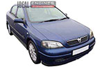 2003 Vauxhall Astra Engine