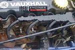 2005 VAUXHALL ASTRA 1.6 8V Y16XE Engine