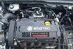 2005 Vauxhall Astra 1.6 16v Z16XEP engine