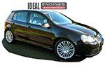 2006  VW Golf GTI Engine