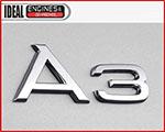 Audi A3 Diesel Emblem