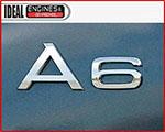 Audi A6 Diesel Logo