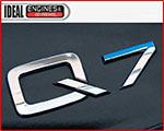 Audi Q7 Diesel Logo