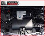 BMW 123d Diesel Engine