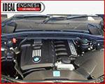 BMW 125 Engine