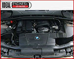 BMW 318 Engine