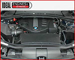 BMW 320d Diesel Engine
