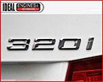 BMW 320i Logo