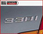 BMW 330i Logo