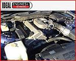 BMW 520 Engine