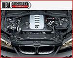 BMW 530d Diesel Engine