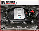 BMW 535d Diesel Engine