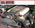 BMW 735d Diesel Engine
