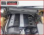 BMW X3 Engine