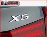 BMW X5 Diesel Logo