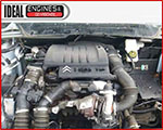 Citroen Berlingo Diesel Van Engine