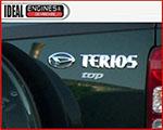 Used Daihatsu Terios